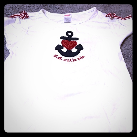 Gymboree Other - Sz 10 Gymboree S.S. Cutie Pie T-shirt